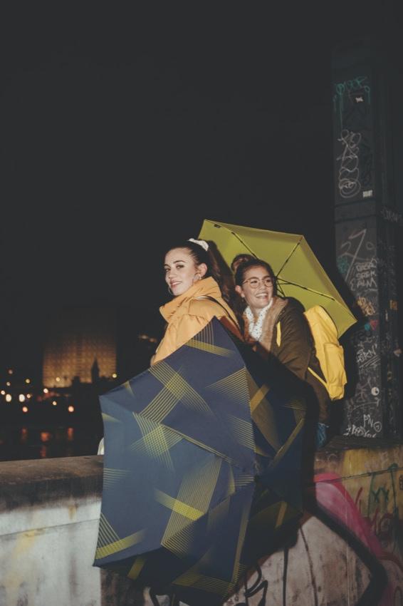 Light umbrellas from Knirps