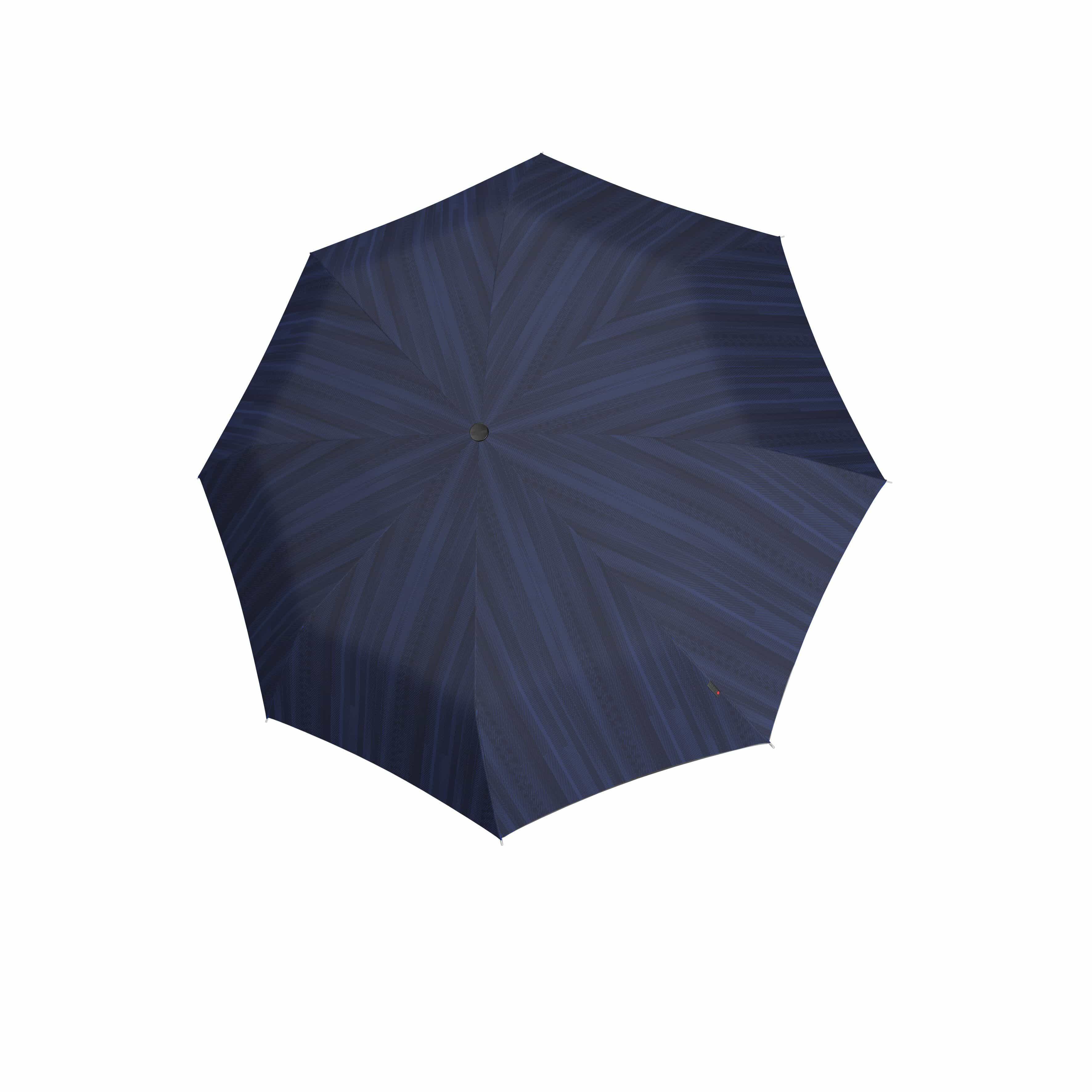 Knirps Umbrella Knirps T.200 medium duomatic power blue ecorepel