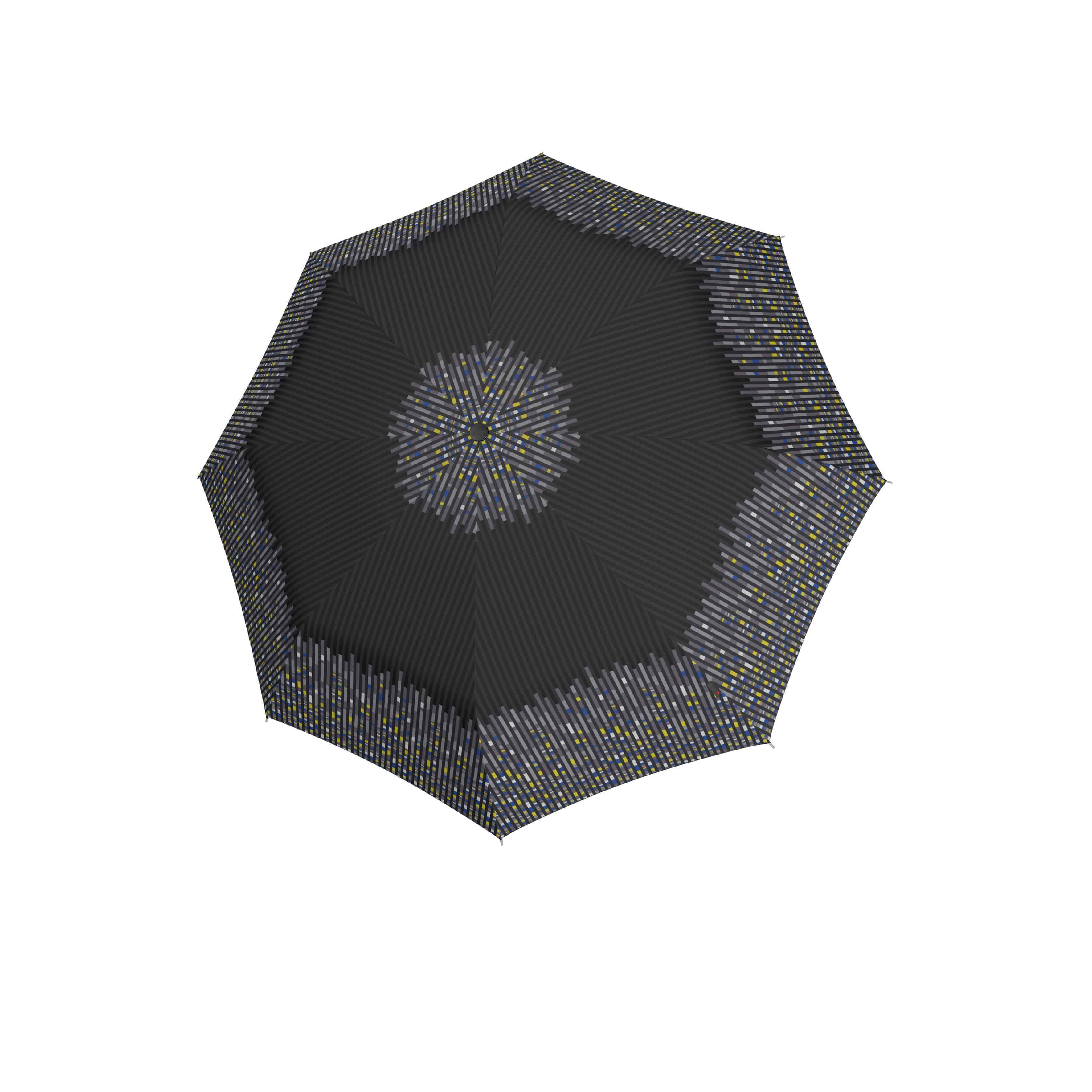 Knirps Umbrella Knirps T.200 medium duomatic unity black ecorepel