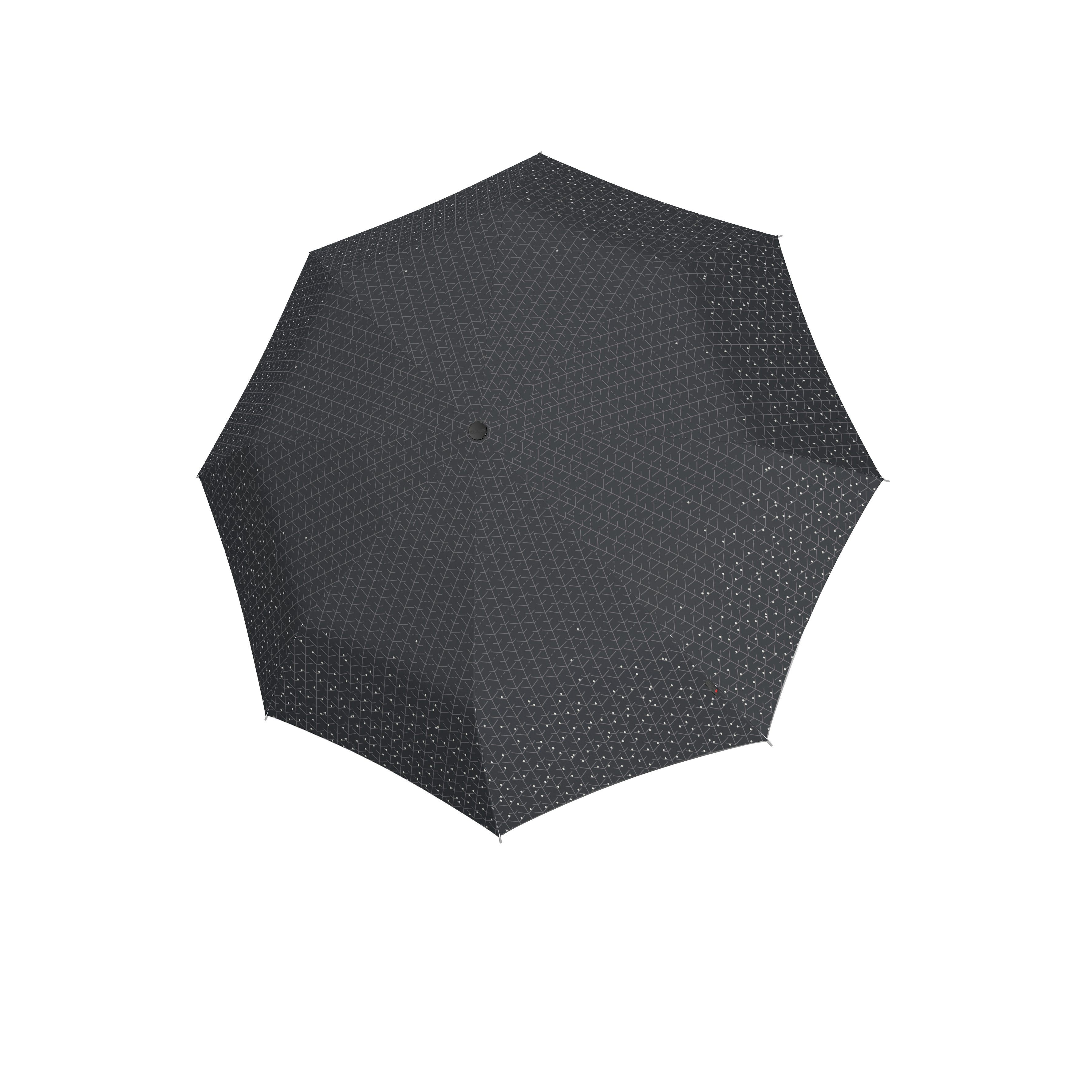 Knirps Umbrella Knirps T.760 stick automatic NUNO biru rock with UV Protection