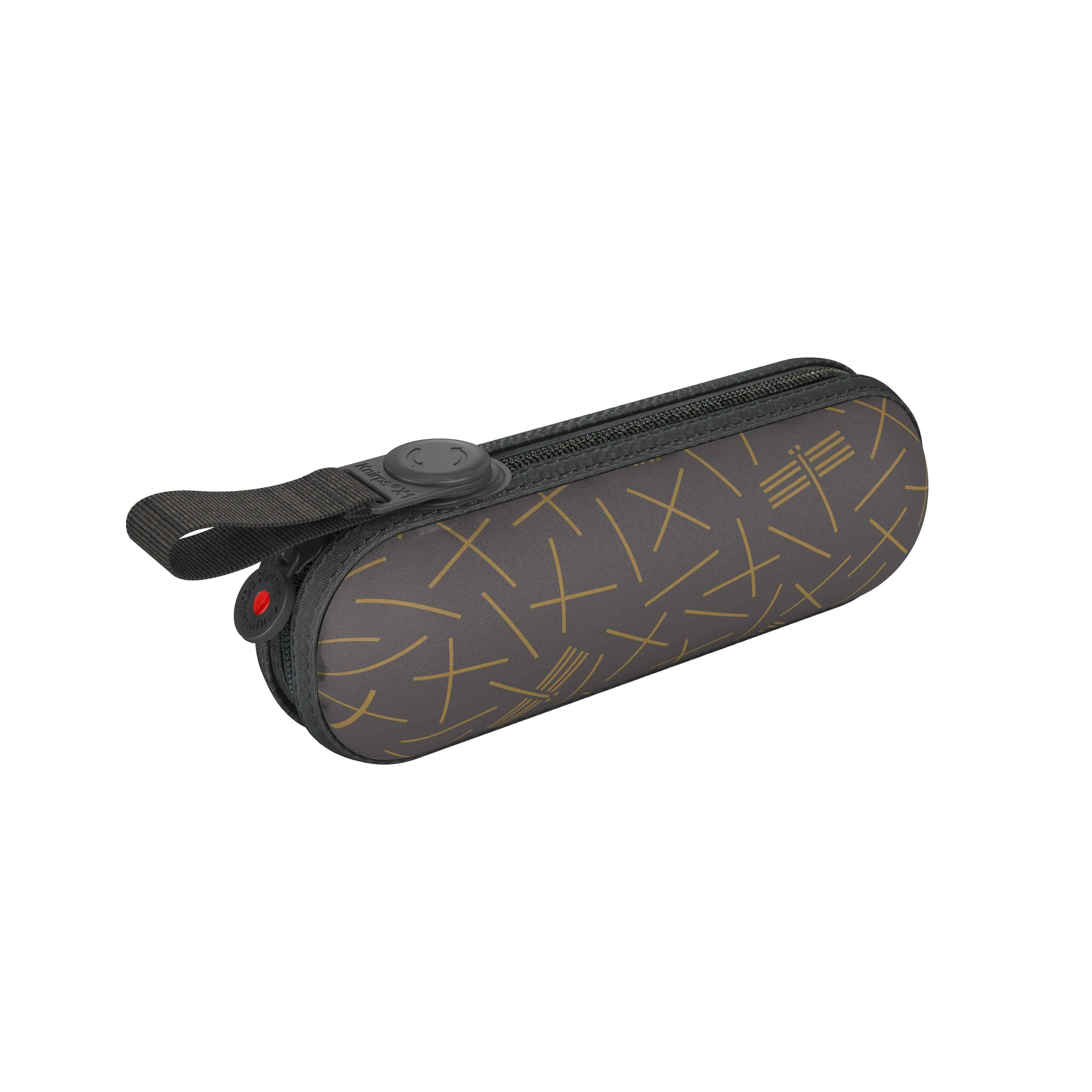 Knirps Umbrella Knirps X1 NUNO tombo stone ecorepel with UV Protection - photo 2