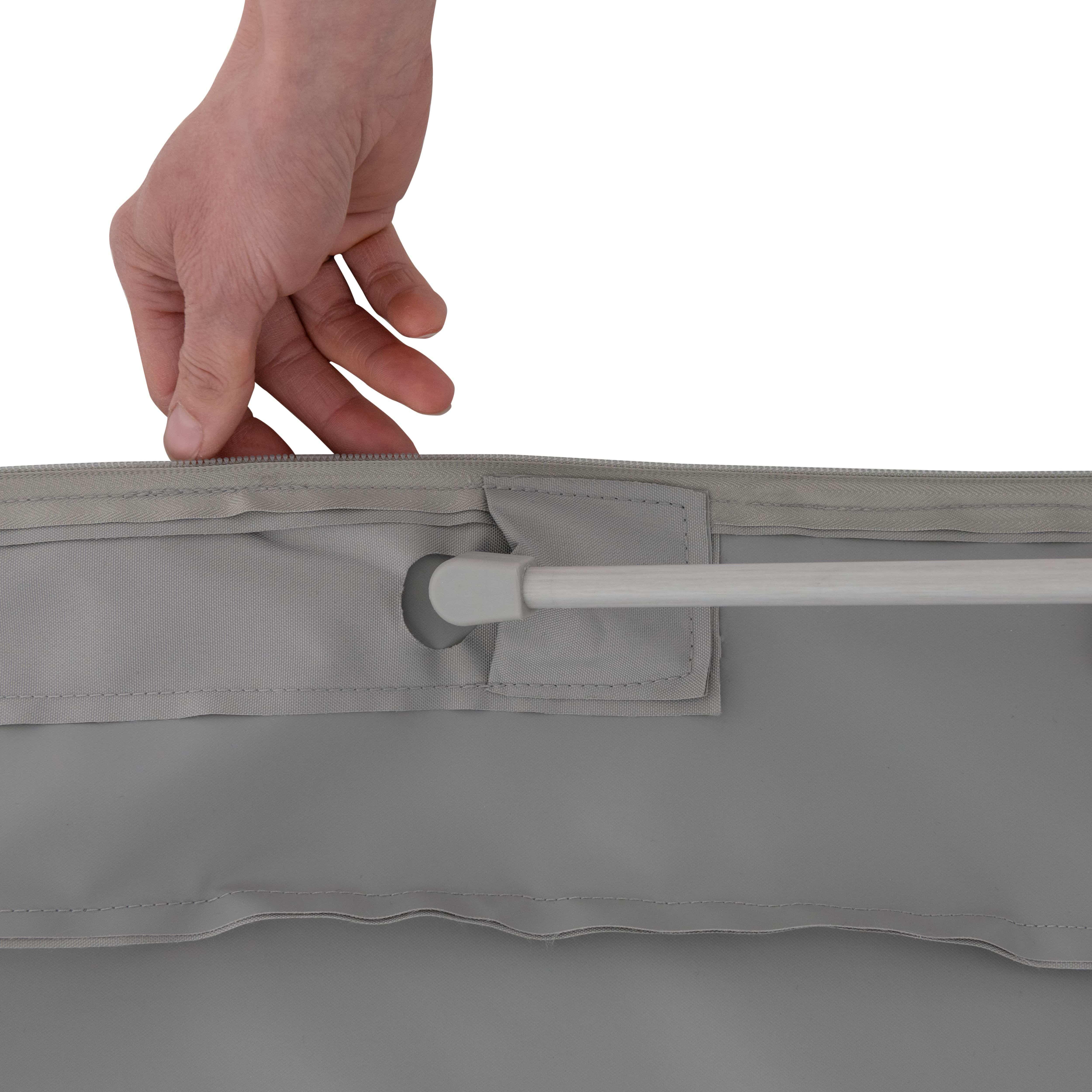 Knirps Parasol Schutzhülle für KNIRPS Pendelschirm 275x275 mit RV und Stab - photo 5