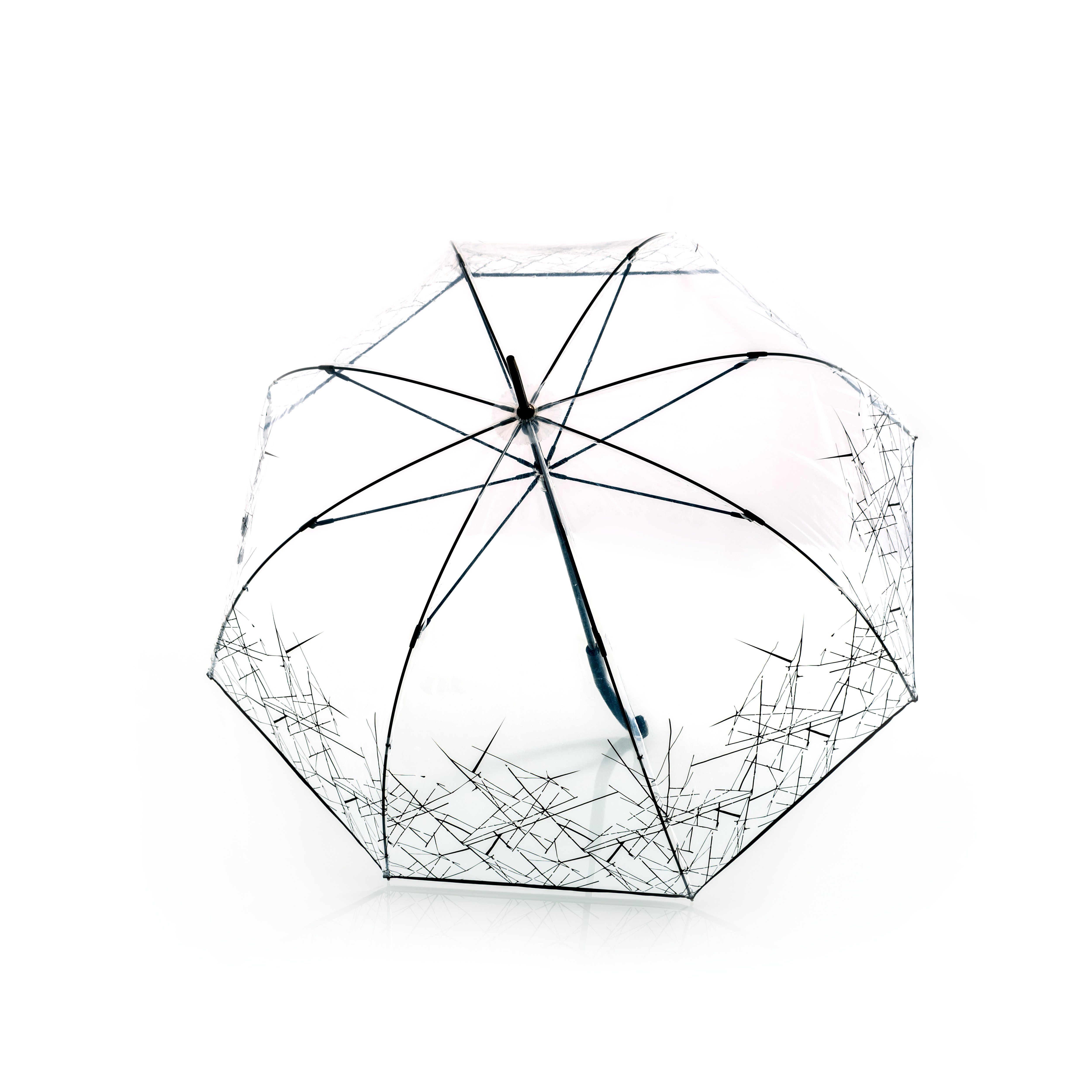 Knirps Umbrella C.760 stick transparent - photo 3