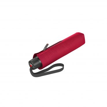 Knirps T.050 medium manual difference red ecorepel